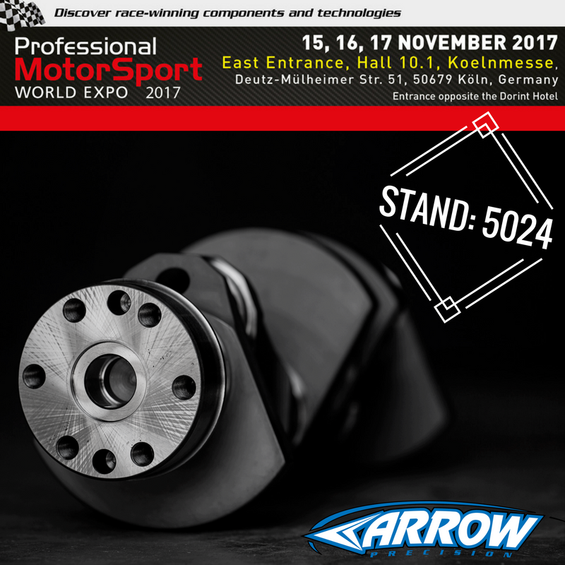 PMW Expo 2017, Cologne - Stand 5024